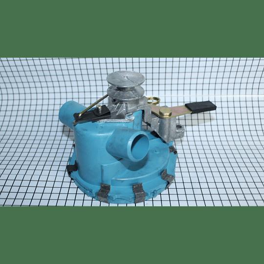Bomba De Agua 2 Bocas Para Lavadora Centrales Phillips Antigua CR441004 | Repuestos lavadora