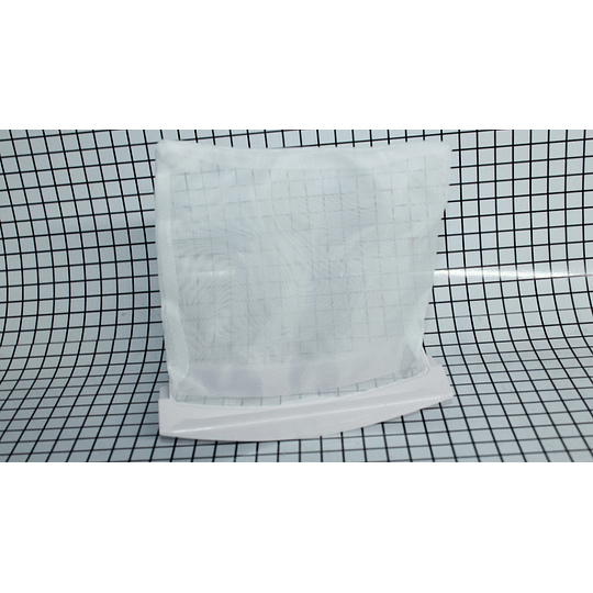 Filtro Atrapamotas Grande Malla Genérico Lavadora Daewoo Haceb  EF51850023-A - X CR440164  | Repuestos para lavadora