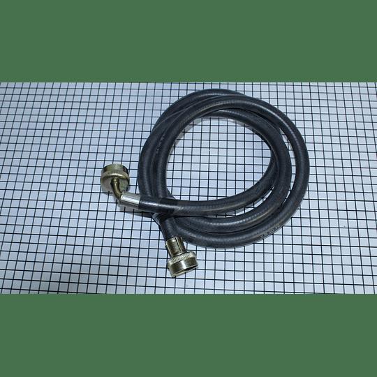 Manguera de entrada codo dorada Lavadora  CR440563  | Repuestos para lavadora