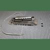 Resistencia doble vidrio Nevera Defrost General Electric GPWR51 x 10101 CR441291