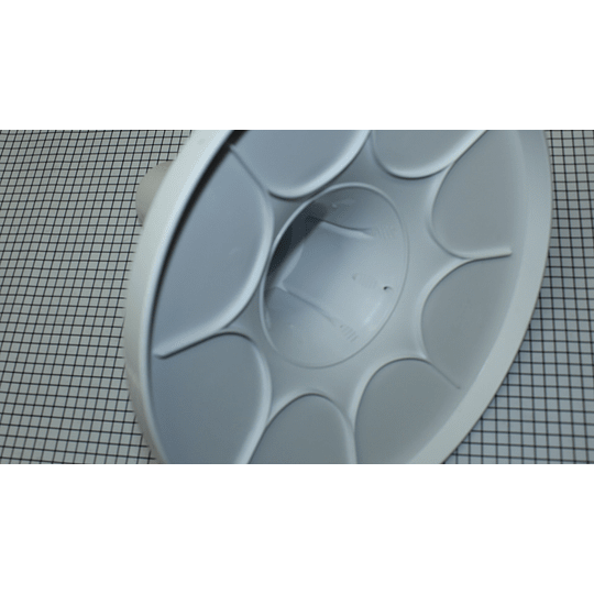 Agitador Parte inferior (Doble Acción 003) Lavadora Whirlpool WP3951632 CR440610