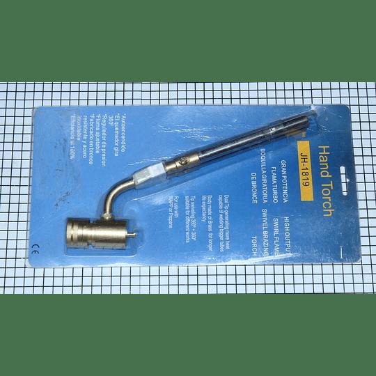 Boquilla Doble Cañon JH -1819 para Soldar Universal Nevera CR440713