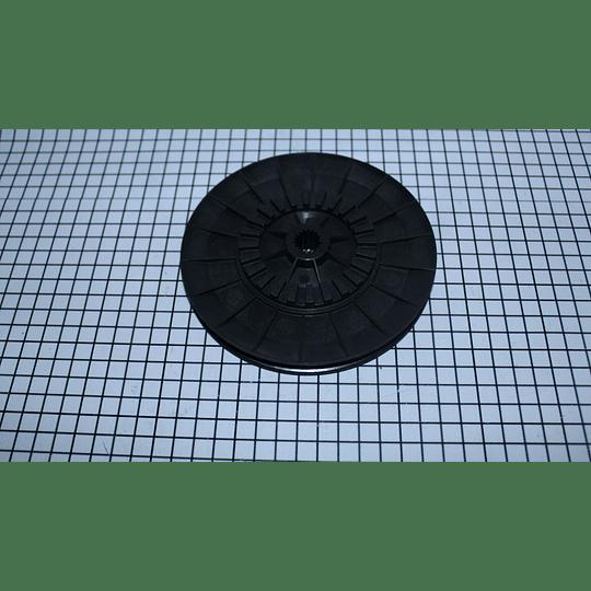 Polea para Transmisión Para Lavadora Whirlpool Interlav WP3428359 CR440623
