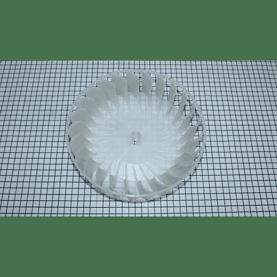 Blower / Rueda del Ventilador Lavadora Electrolux 131476300 CR441010 | repuestos para lavarropa
