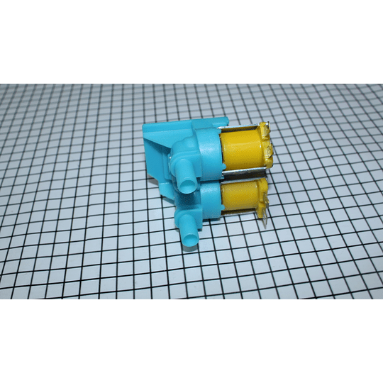 Valvula doble agua Lavadora Whirlpool W10718177 CR440568