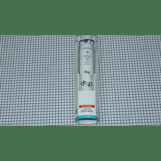 Filtro de Agua # 3 Nevera Whirlpool W10790816 EDR3RXD1 CR440528