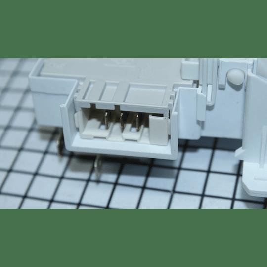 Interruptor Bloqueo Tapa Lavadora Electrolux 134936800 CR441036