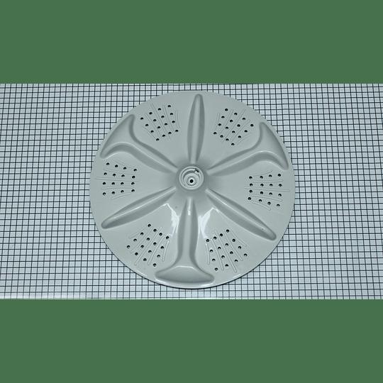 Repuestos para lavadora | Agitador Palano Pequeño Lavadora Electrolux 52.2.08-23 CR441054
