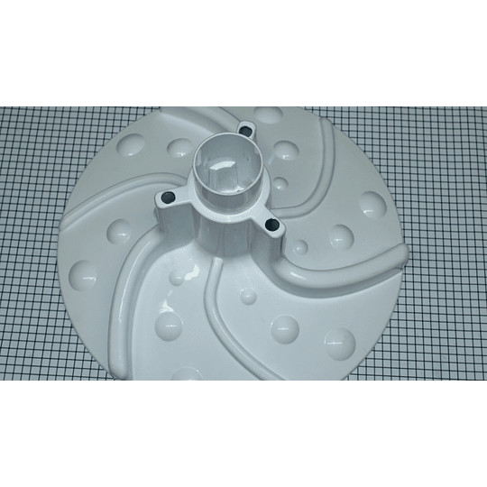 Agitador Inferior LBU15 Lavadora Electrolux  67493622 CR441055