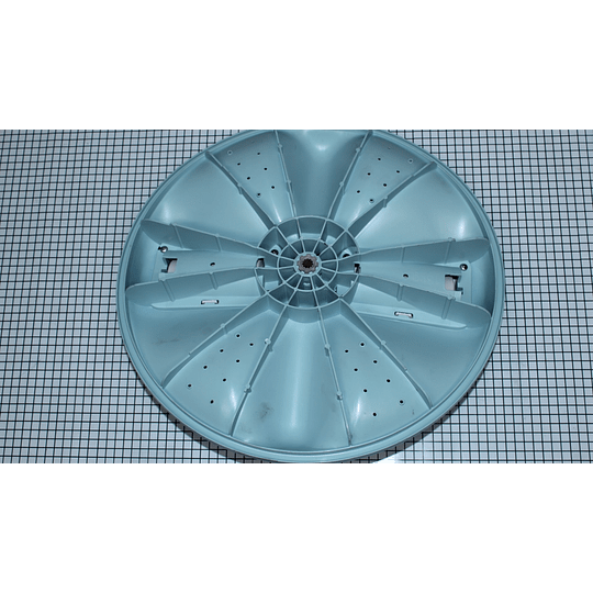 Agitador Grande con Rodillos Largo: 10.5 Cm Lavadora Samsung CR440550