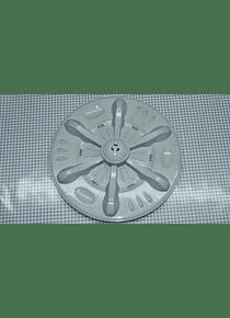 Agitador Plano Grande Lavadora Daewoo Genérico CR441112