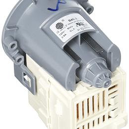 Núcleo / Motor Bomba de Agua 80W Genérica Universal Lavadora DC31-00054D-X 2754406 CR440557   Repuestos LG