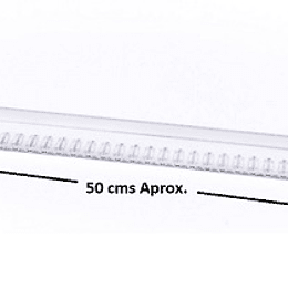 Anaquel Soporte Puerta Nevera Centrales CR999004 50 cms Aprox. Fit MC1D0327