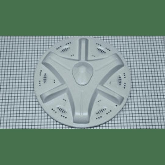 Agitador Plano Pequeño 33 cm Lavadora Daewoo DWF 7094PB CR440544  | Repuestos lavadora
