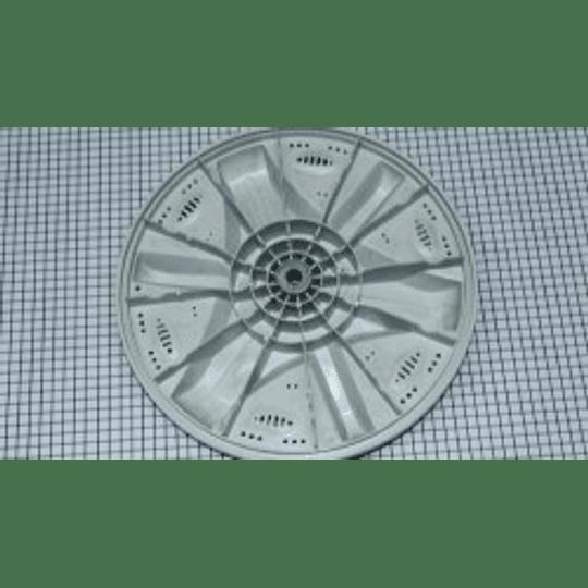 Agitador Plano Pequeño 33 cm Lavadora Daewoo DWF 7094PB EX10068    Repuestos lavadora