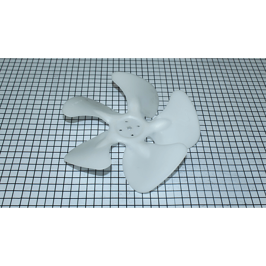Aspa plástica 8