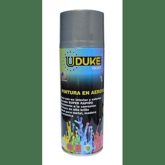 Pintura Aerosol Anticorrosivo Gris  Uduke Nevera CR440842 |  Gray Anticorrosive Spray Paint