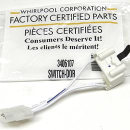 Interruptor Secadora Whirlpool WP3406107 CR440045