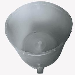 Tina Plástica Grande Lavadora Whirlpool 63849 CR440221 FOT789