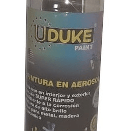 Pintura Cromo Brillante Niquelado Uduke Nevera 318 ​CR440845 | Paint Chrome Gloss Niquelado
