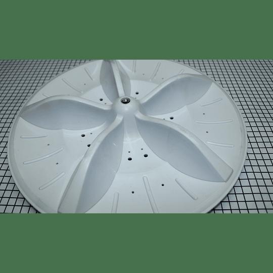 Agitador Plano Pequeño Lavadora Electrolux CR440545