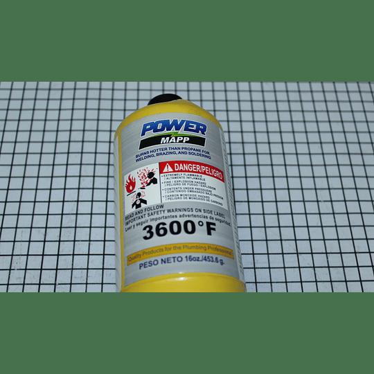Cilindro de Gas Mapp power 453,6 g Nevera CR441354