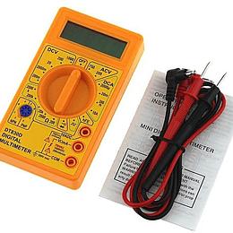 Multimetro Digital Multifuncional CR440405