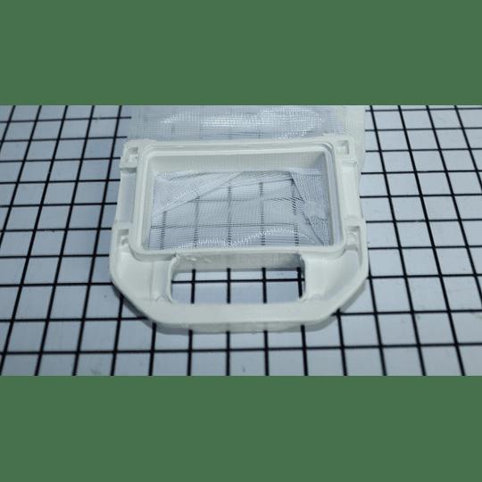 Kit x2 Filtro Atrapamotas Pequeño Lavadora Daewoo CR990039   repuestos para lavarropa
