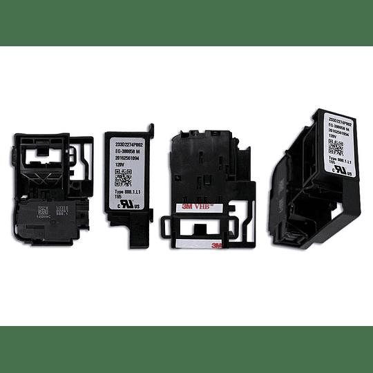 Switch Interruptor Seguro Puerta Lavadora Mabe 233D2274P002 CR440786