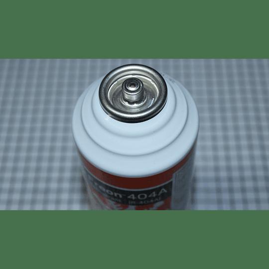 Gas Refrigerante R-404A Nevera Chemours CR440218