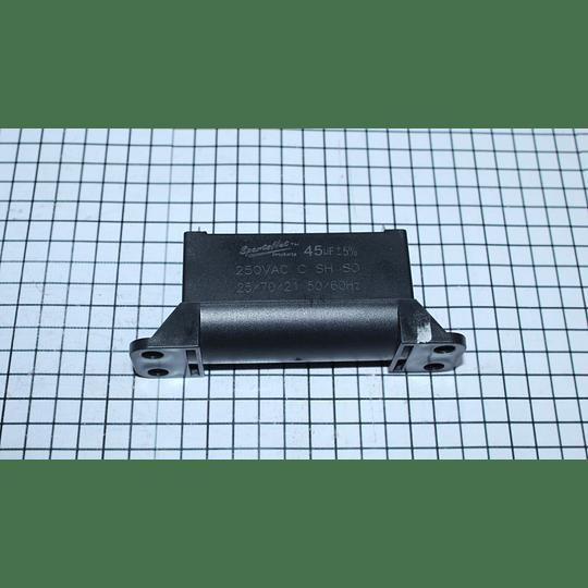 Capacitor De Marcha 45 Mf Lavadora Whirlpool CR440291