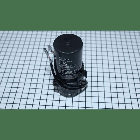 Capacitor 410 MFD Universal 117U5028 CR440472
