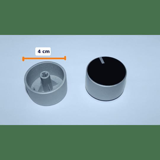 Perilla cubierta Estufa Mabe de empotrar a gas WS01L15528 CR990047