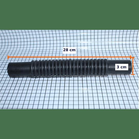 Manguera Tina Bomba Pequeña Lavadora Electrolux CR440728