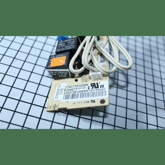 Tarjeta Electrónica Nevera General Electric 225D7291G005 CR441202   Control Board 120V 3*