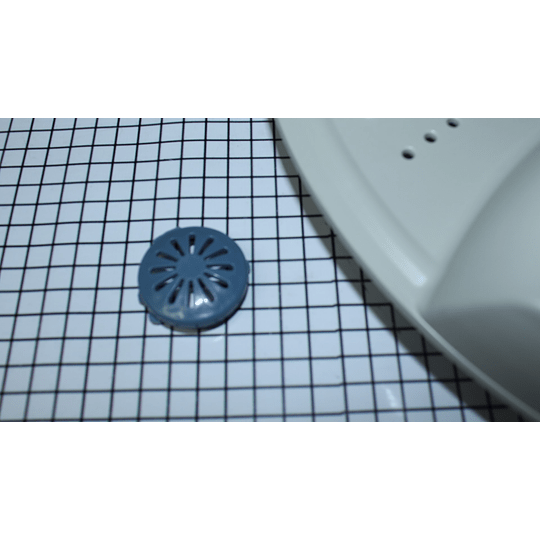 Agitador Tapa Azul 43 cm Lavadora Samsung DC97-16799A CR440466