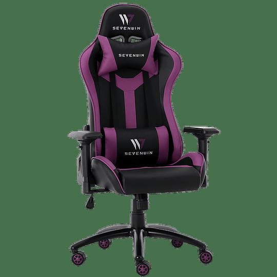 Silla Gamer Seven Win Conquest Purple