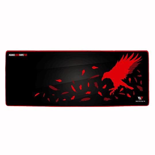 Mousepad gamer Seven Win Crow Nest