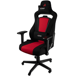 Silla Gamer Nitro E250 Red