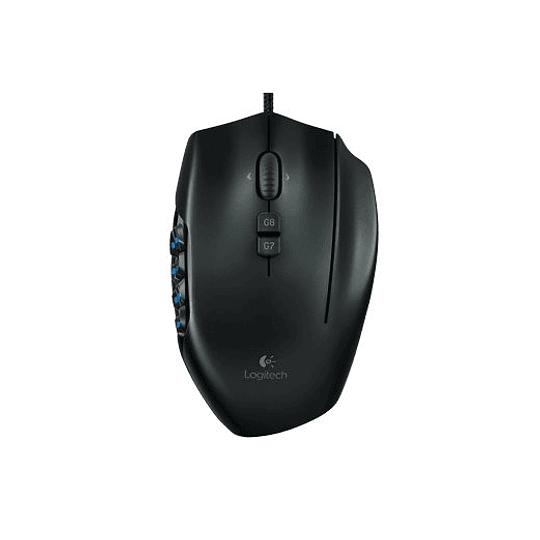 Mouse Gamer Logitech G600