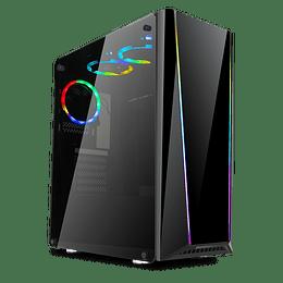 Gabinete Gamer Redragon Tailgate RGB ATX / Micro ATX