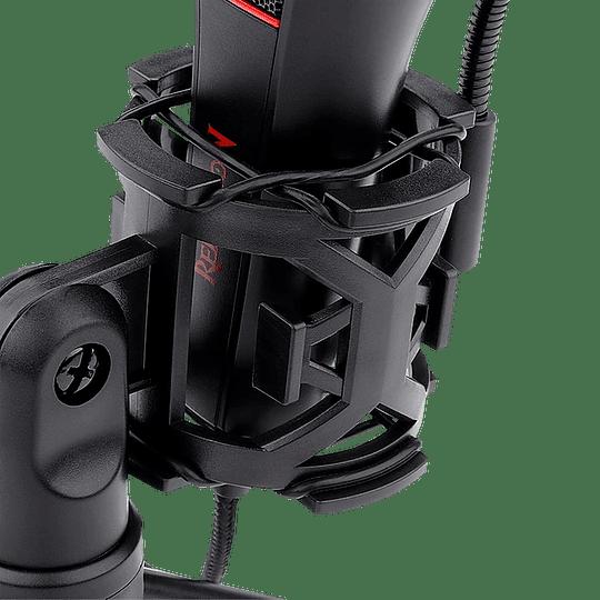 Micrófono Streamer Redragon QUAZAR GM200