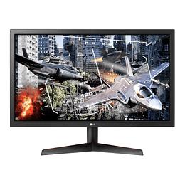 Monitor Gamer UltraGear LG 24GL600F-B 144hz 1ms