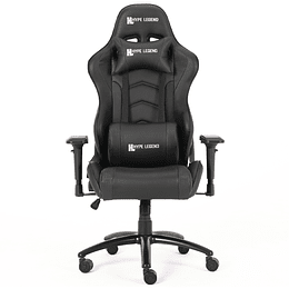 Silla Gamer Hypelegend Beast Black