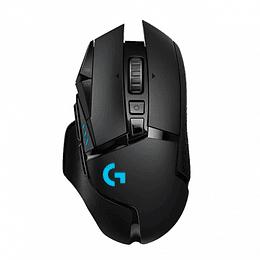 Mouse Gamer Inalámbrico Logitech G502 lightspeed