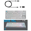 Teclado Gamer Logitech G915 TLK LightSpeed Wireless RGB