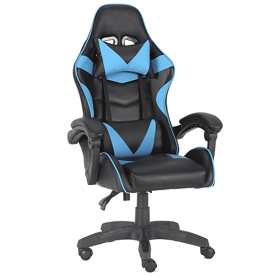 Silla Gamer Explorer Sky