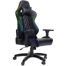 Silla Gamer Seven Win Spectrum black RGB