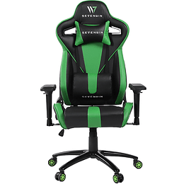 Silla Gamer Seven Win Nova Green