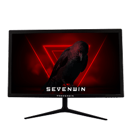 "Monitor Gamer Seven Win Crow Eyes 24"" 165hz 1ms TN"